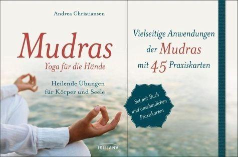 Broschiertes Buch »Mudras - Yoga für die Hände«