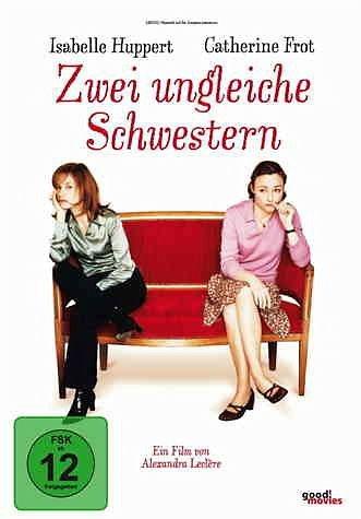 DVD »Zwei ungleiche Schwestern«
