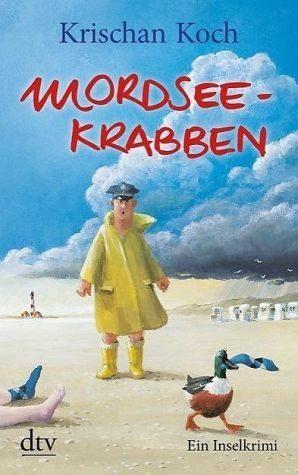 Broschiertes Buch »Mordseekrabben / Thies Detlefsen Bd.2«