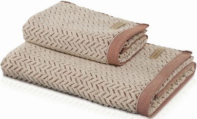 handtuch m ve spa fischgrat mit zick zack muster online kaufen otto. Black Bedroom Furniture Sets. Home Design Ideas