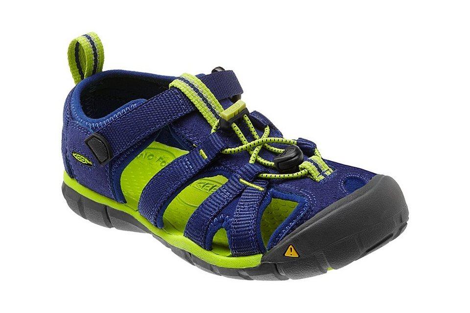Keen Sandalen »Seacamp II CNX Sandals Children« in blau