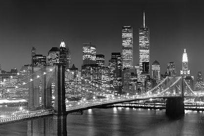 Home affaire XXL Poster »Brooklyn Bridge«, 115/175 cm