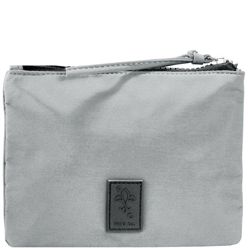 Friis & Company Classics Vol. 1402 Catrine Small Clutch Tasche 20 cm in light grey