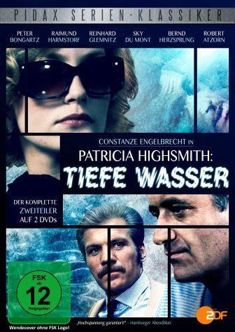 DVD »Patricia Highsmith: Tiefe Wasser (2 Discs)«