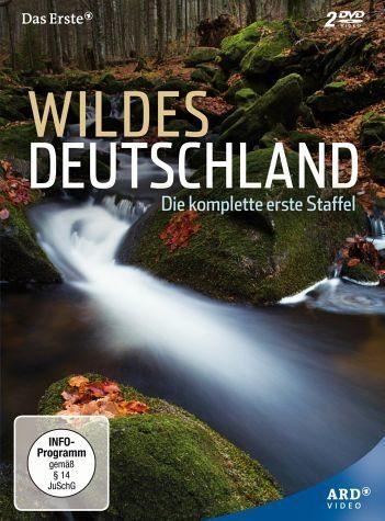 DVD »Wildes Deutschland - Die komplette erste...«