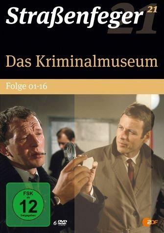 DVD »Das Kriminalmuseum (6 Discs)«
