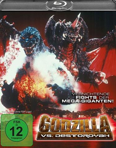 Blu-ray »Godzilla vs. Destoroyah«