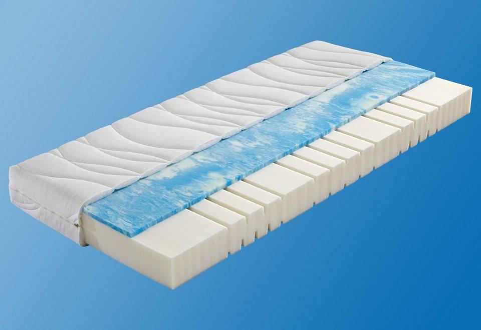 Gelschaummatratze, »Gelax®-Comfortflex® Komfort«, Malie