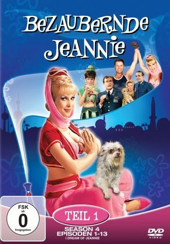 DVD »Bezaubernde Jeannie - Season 4, Vol.1 (2 Discs)«