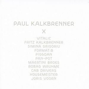 Audio CD »Paul Kalkbrenner: X«