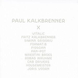 Audio CD »Paul Kalkbrenner: X«