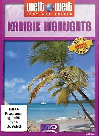 DVD »Weltweit - Karibik Highlights«