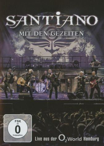 DVD »Santiano - Mit den Gezeiten«