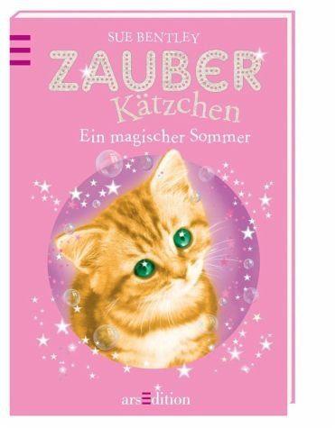 Gebundenes Buch »Ein magischer Sommer / Zauberkätzchen Bd.1«