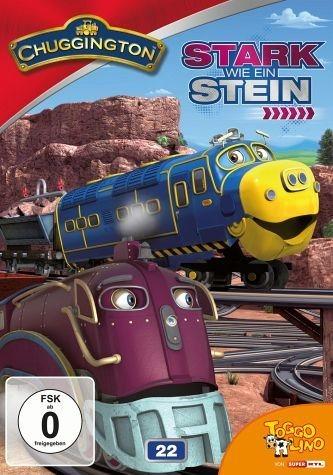 DVD »Chuggington 22 - Stark wie ein Stein«