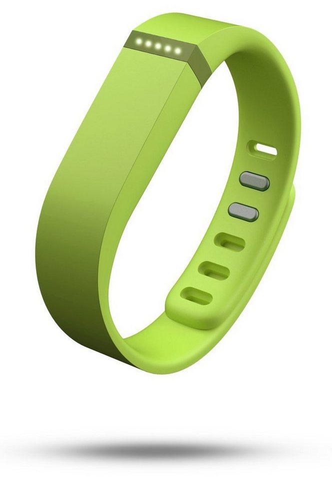 fitbit Activity Tracker »FLEX Aktivitäts- und Schlaf-Armband« in Hellgrün