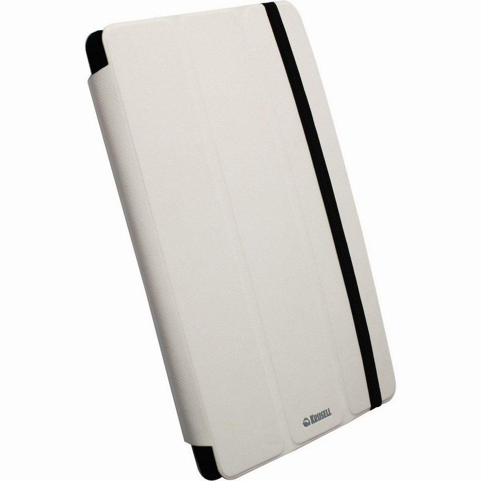 """Krusell Tablettasche »Tablet Case Malmö, Universal 8"""" - 10.1"""", Weiß« in Weiß"""