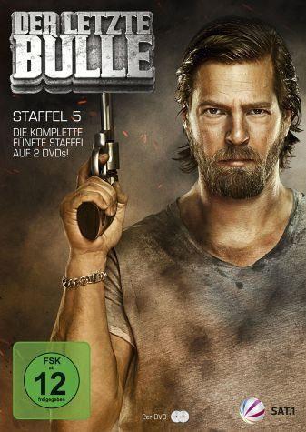 DVD »Der letzte Bulle - Staffel 5 (2 DVDs)«