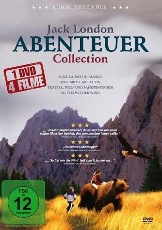 DVD »Jack London Abenteuer Collection«