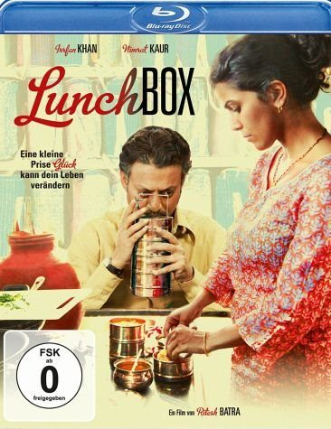 Blu-ray »Lunchbox«