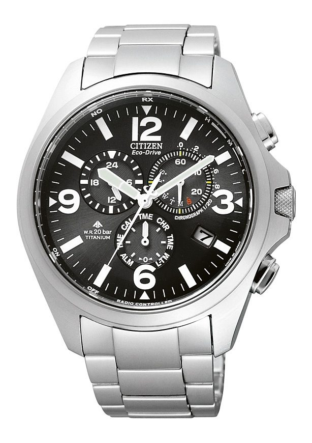 Citizen Funkchronograph »AS4030-59«