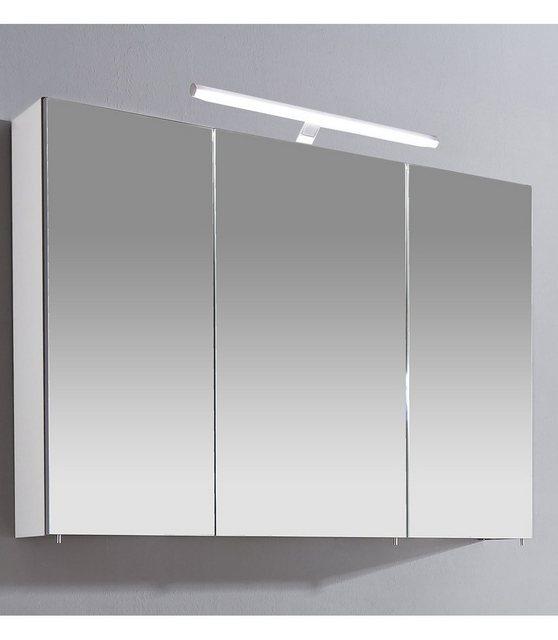 Spiegel - Schildmeyer Spiegelschrank »Irene« mit LED Beleuchtung  - Onlineshop OTTO