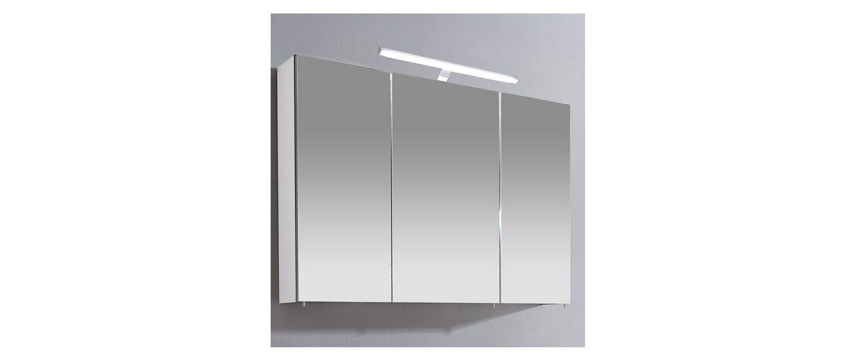 Schildmeyer Spiegelschrank »Irene« mit LED-Beleuchtung