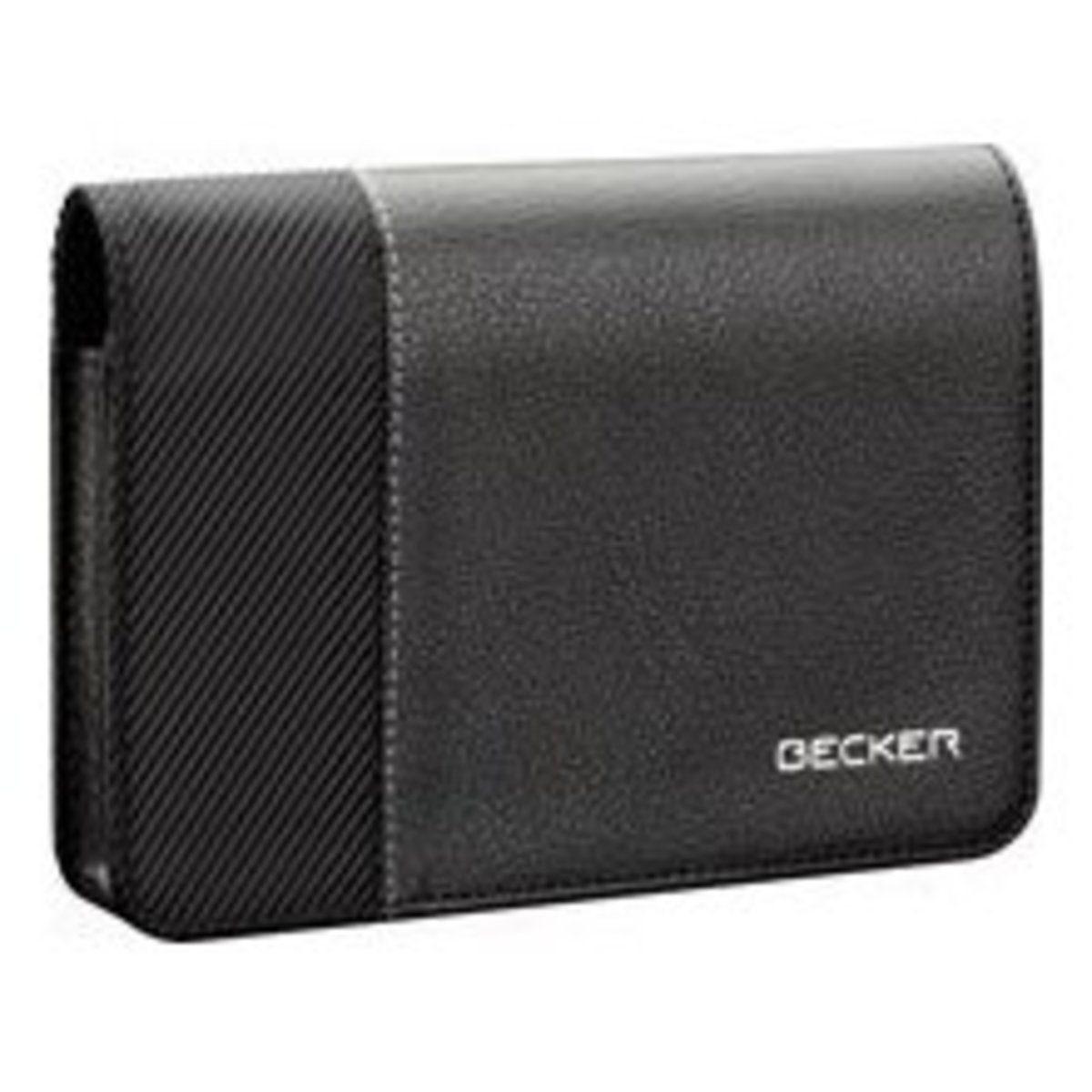 Becker Tasche »für 11cm (4,3Zoll) Navigationsgeräte, Schwarz«