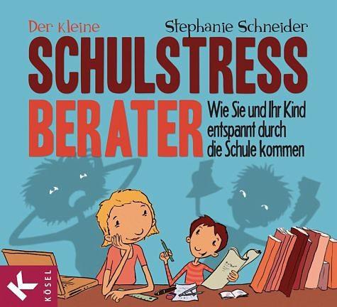 Gebundenes Buch »Der kleine Schulstress-Berater«