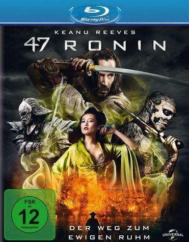 Blu-ray »47 Ronin«