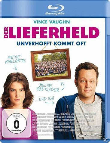 Blu-ray »Der Lieferheld - Unverhofft kommt oft«