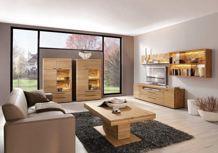 Hartmann wohnwand viva 3 tlg online kaufen otto for Wohnwand 3 tlg