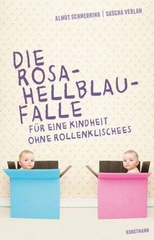 Gebundenes Buch »Die Rosa-Hellblau-Falle«