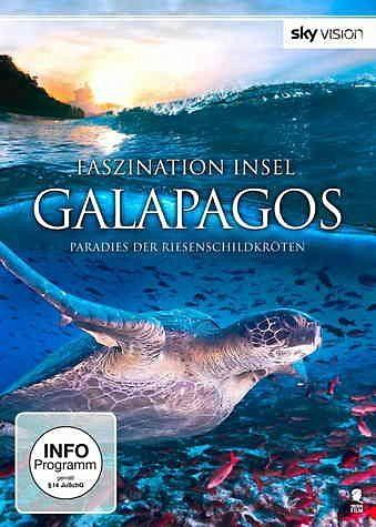 DVD »Faszination Insel: Galapagos«