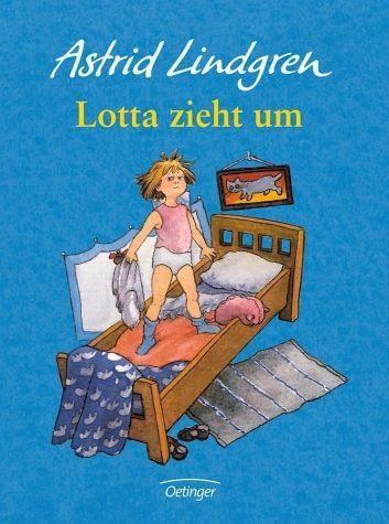 Gebundenes Buch »Lotta zieht um«