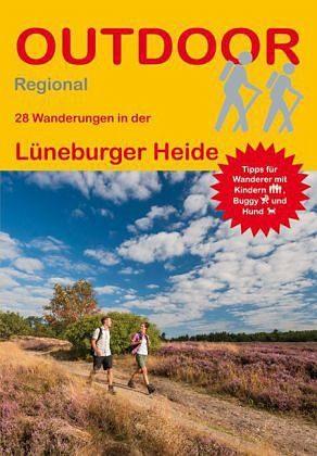 Broschiertes Buch »23 Tageswanderungen in der Lüneburger Heide«