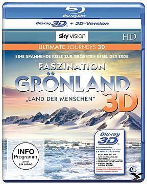 Blu-ray »Faszination Grönland - Land der Menschen...«