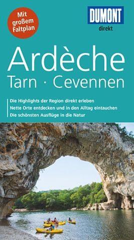 Broschiertes Buch »DuMont direkt Reiseführer Ardeche, Tarn, Cevennen«