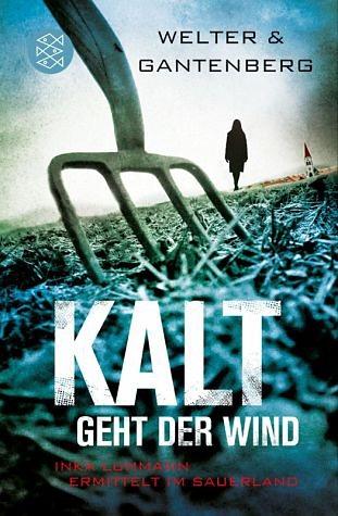 Broschiertes Buch »Kalt geht der Wind / Kommissarin Inka Luhmann...«