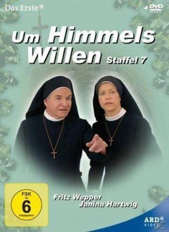 DVD »Um Himmels Willen - Staffel 7 DVD-Box«