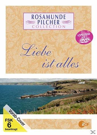 DVD »Rosamunde Pilcher Collection XVI - Liebe ist...«