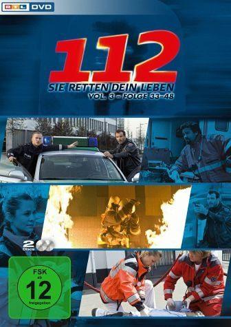 DVD »112 - Sie retten dein Leben, Vol. 3, Folge...«