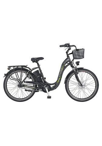 DIDI THURAU EDITION Elektrinis dviratis »Alu-City Comfort ...