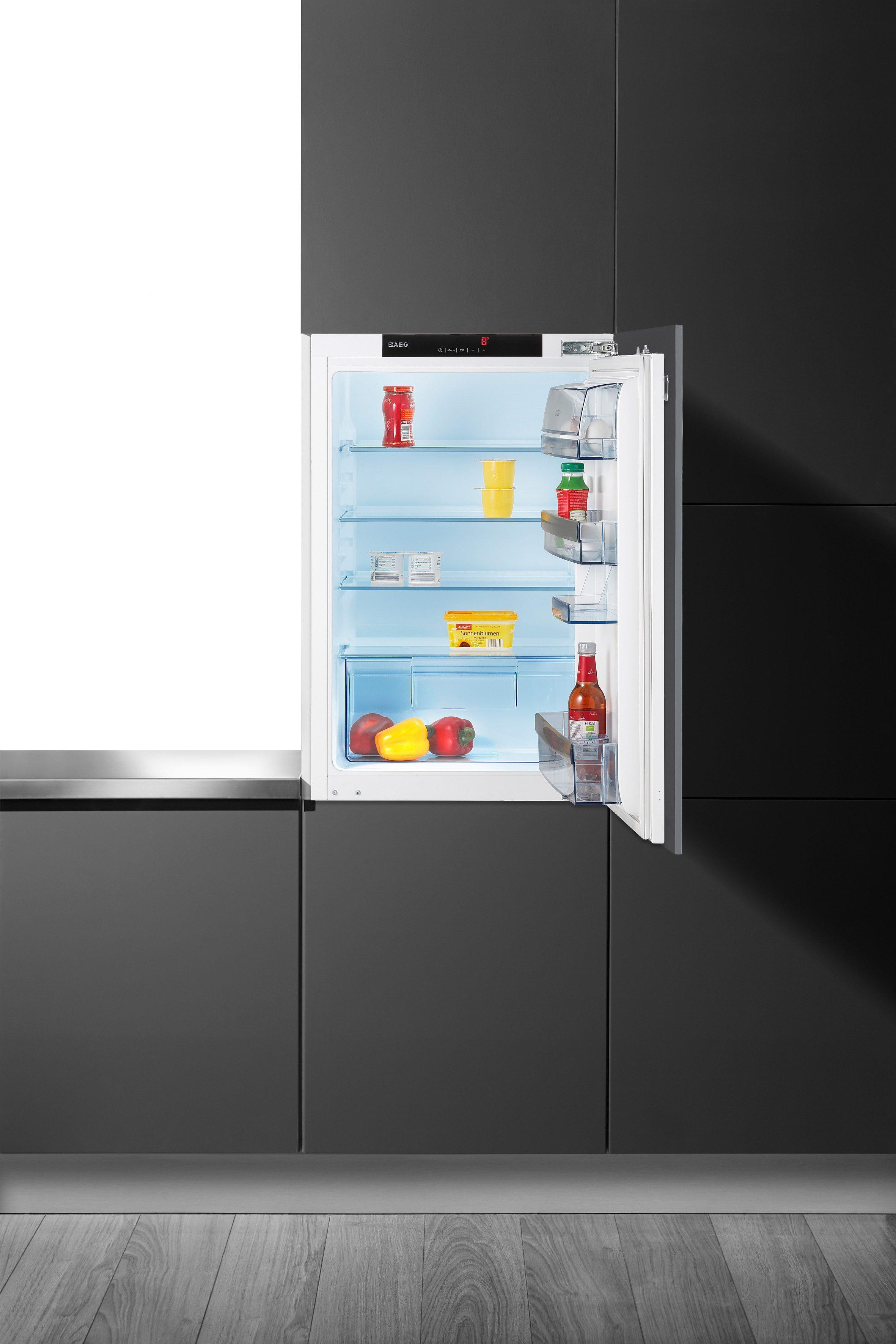 AEG Einbaukühlschrank SANTO SKS98800F1, A+++, 87,3 cm hoch