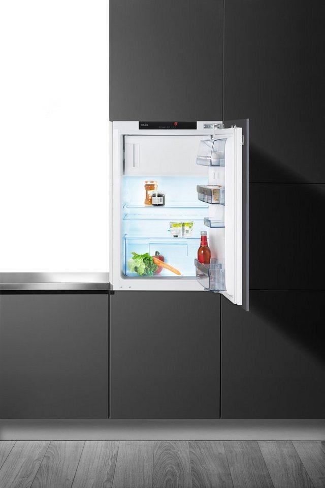 AEG Einbaukühlschrank SANTO SKS98840F1, Energieklasse A+++ in weiß
