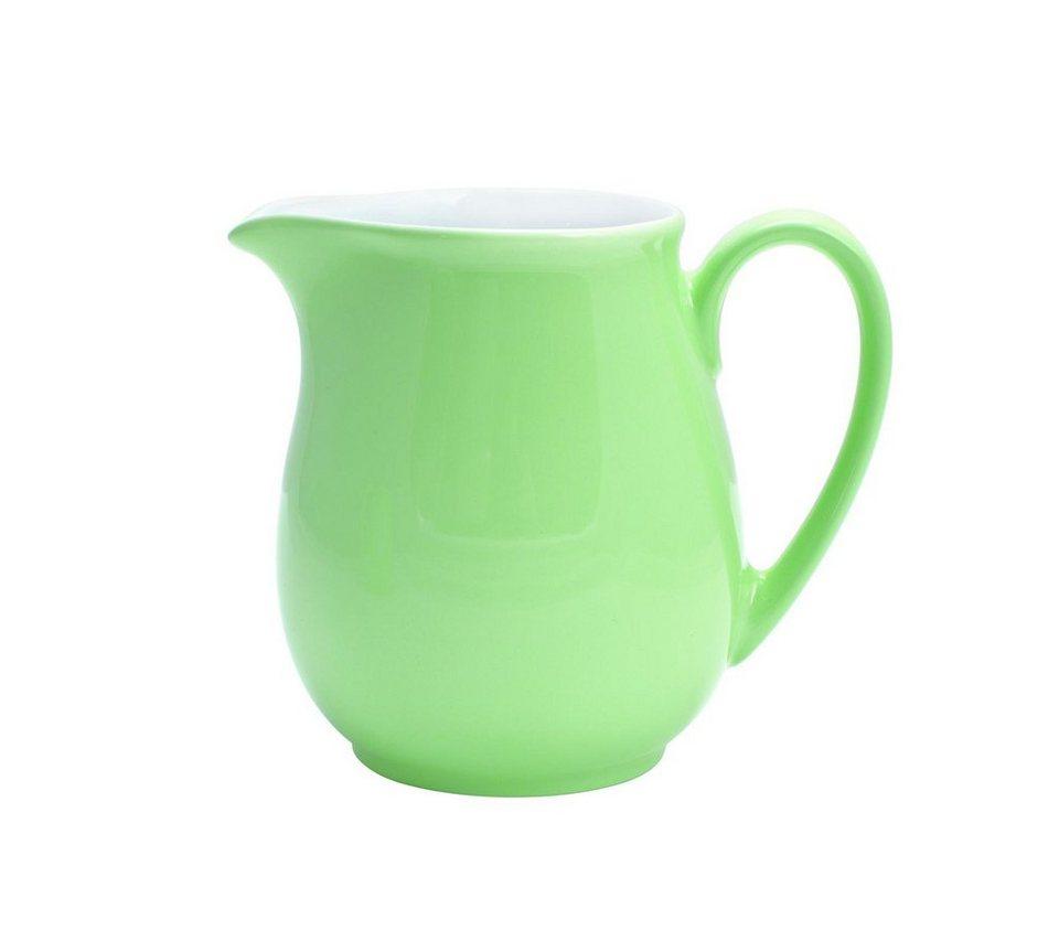 Kahla Milchkännchen »Pronto Colore« in Pastellgrün