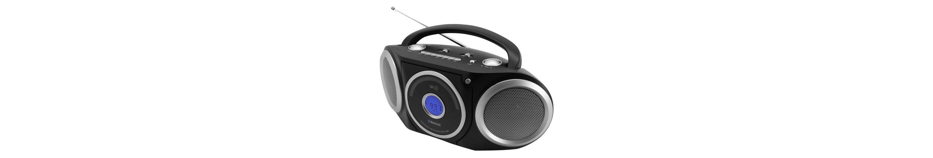 soundmaster CD-Radio tragbar »RCD5000SW«