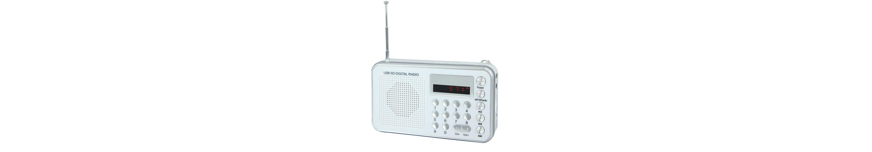 soundmaster Weltempfänger »TR150WS«