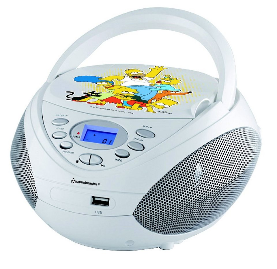 soundmaster cd radio tragbar scd3750ds kaufen otto. Black Bedroom Furniture Sets. Home Design Ideas