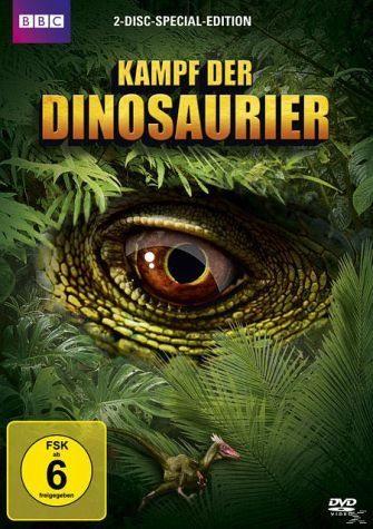 DVD »Kampf der Dinosaurier«